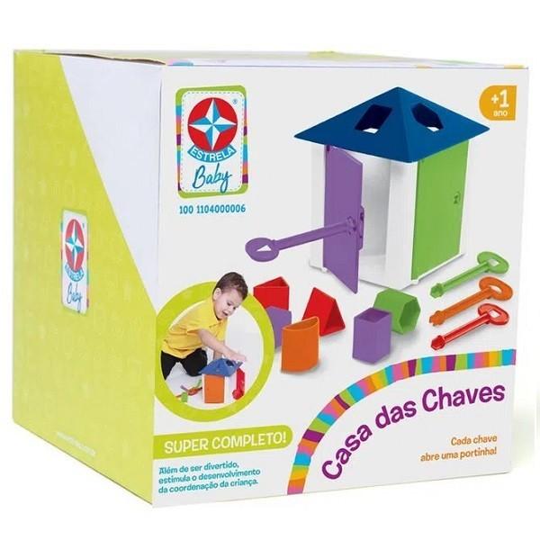 Brinquedo Casa das Chaves Estrela 0006