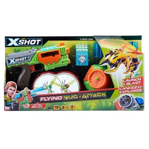 Bug ATTACK X-SHOT FLYING Candide 5543