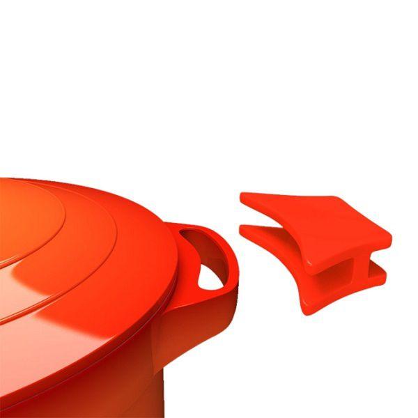 Caçarola LE Cook 20 CM com Revestimento Cerâmico LC1802