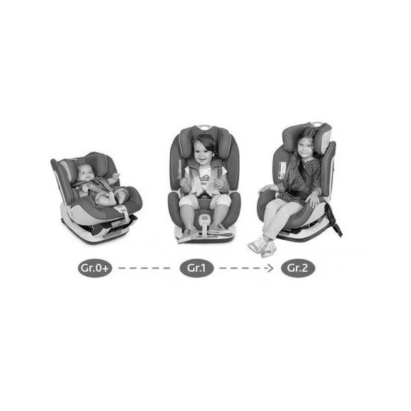 Cadeira Auto Seat UP 012 Stone Chicco 7982805