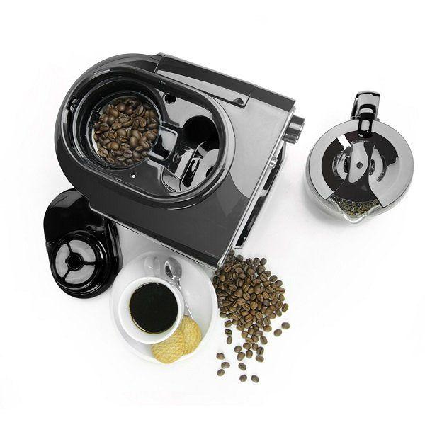 Cafeteira Automatica com Moedor de Grãos e em PO LE Cook LC1713