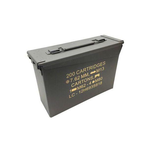 Caixa de Muniçao AMMO BOX Tatico Nautika 903035