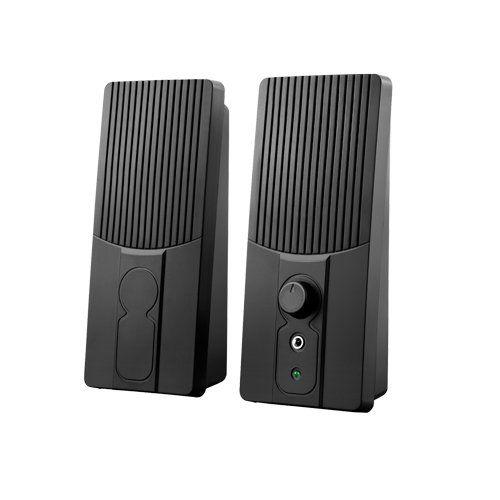 Caixa Multimidia 2.0 USB Preto Multilaser SP044