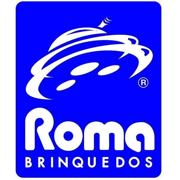 Caminhao Petroleum Bau Laranja Roma 1472