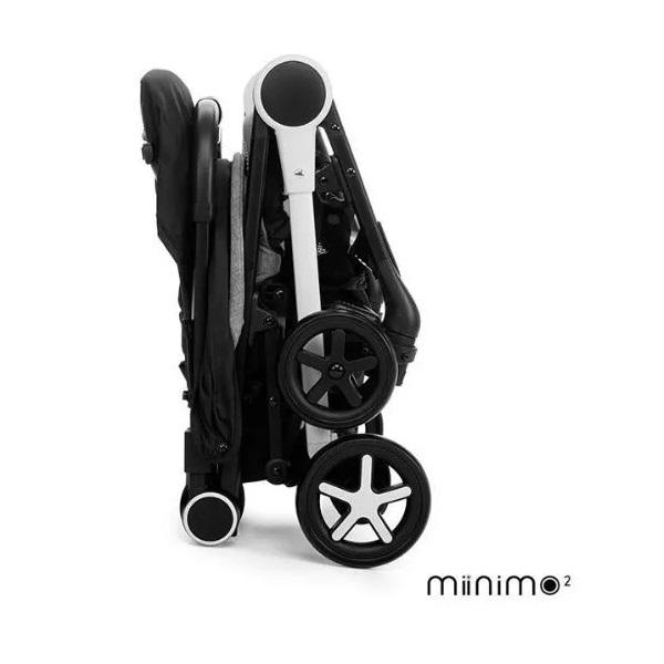 Carrinho de Bebe Chicco MIINIMO2 BLACK NIGHT 707944