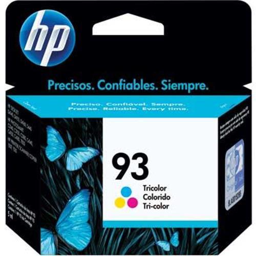 Cartucho HP 93 C9361WB Tricolor