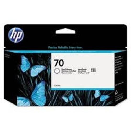 Cartucho de Tinta Plotter  HP 70 C9459A HP GLOSS Enhancer 130 ML