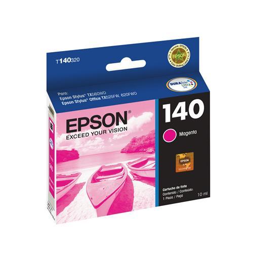 Cartucho EPSON 140 Magenta - T140320 - AL