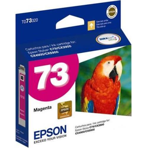Cartucho EPSON 73/73N Magenta - T073320-BR