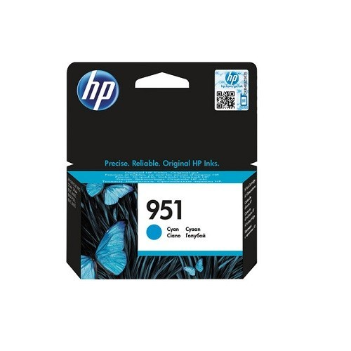 Cartucho HP 951 CN050AB Ciano Officejet 8,5 ML