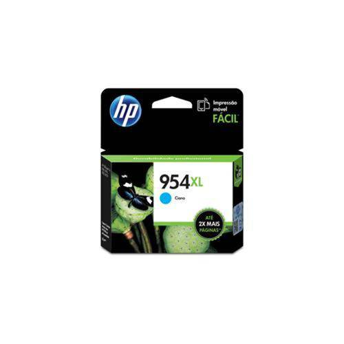 Cartucho HP 954XL Ciano L0S62AB 20ML