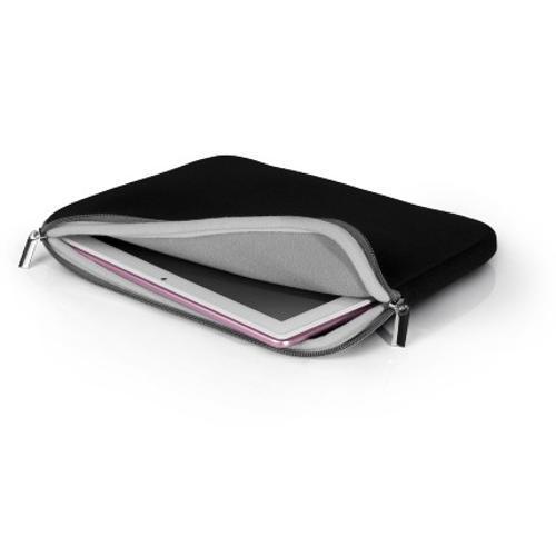 Case Neoprene para Notebook 15,6P Preto e Cinza Multilaser BO400