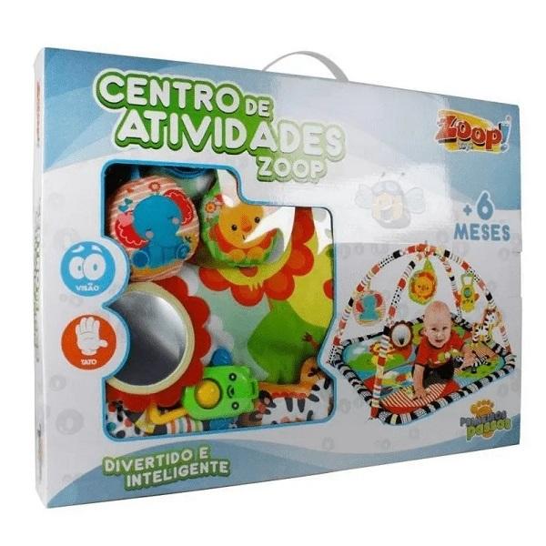 Centro de Atividades Zoop TOYS ZP00179