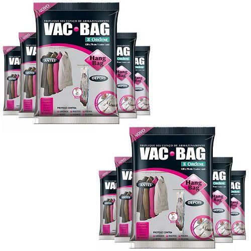 Combo: 10 Sacos VAC BAG HANG BAG Ordene