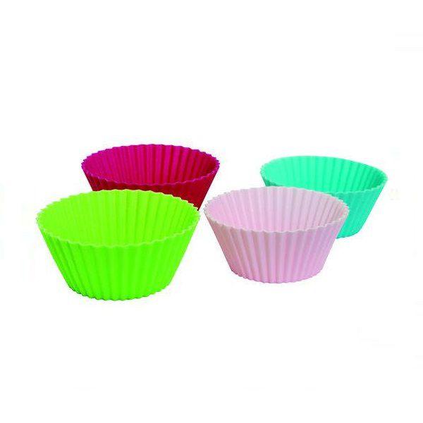 Conjunto de Forminha para Muffin e CUP Cake Redonda 12PCS SN11231 Mimo STYLE 3817