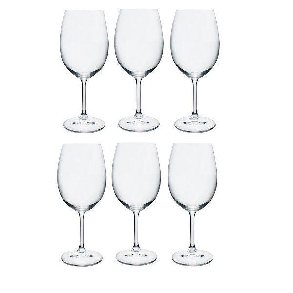 Conjunto de Taças para Vinho Tinto 450ML ANNA 6PÇS Bohemia 58000