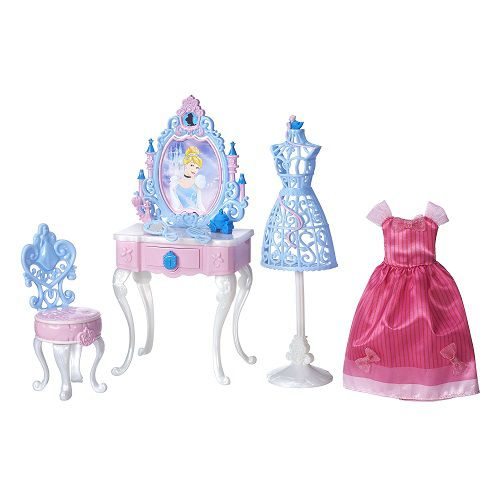 Conjunto Disney Princesas Cenario Cinderela Hasbro B5309 11490