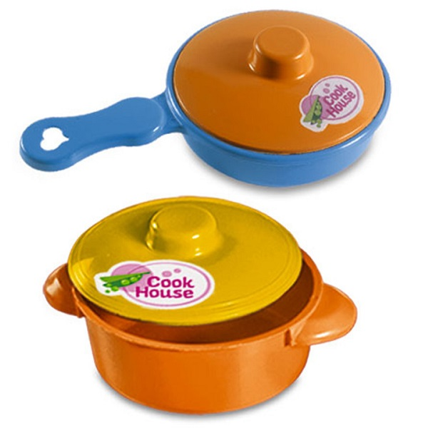 Conjunto PLAY Cooker Colors Zuca TOYS 7818