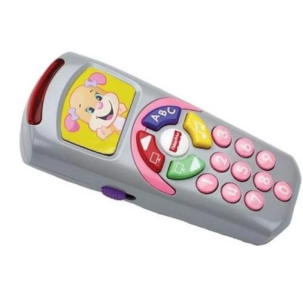 Controle Remoto Rosa FISHER-PRICE Mattel DLH40 060721