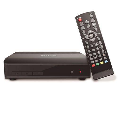 Conversor de TV Digital com Botoes de Controle Multilaser RE219