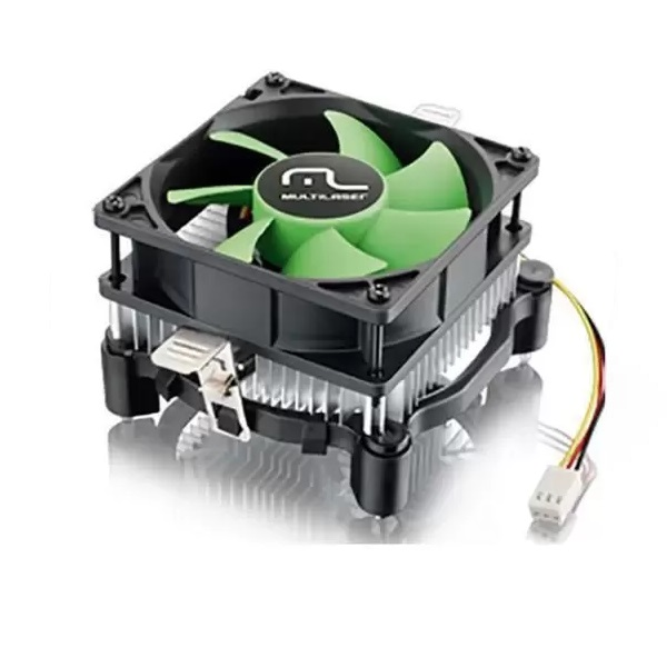 Cooler Multilaser Universal INTEL e AMD GA120