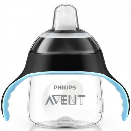 Copo Pinguim 200ML Philips AVENT SCF751/03 Preto