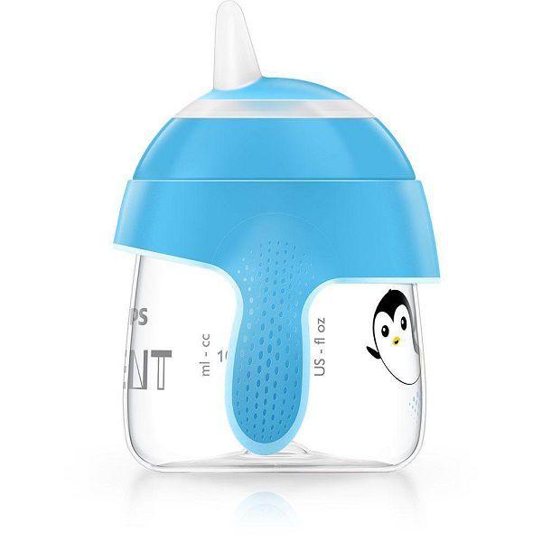 Copo Pinguim 200ML Philips AVENT SCF751/05 AZUL