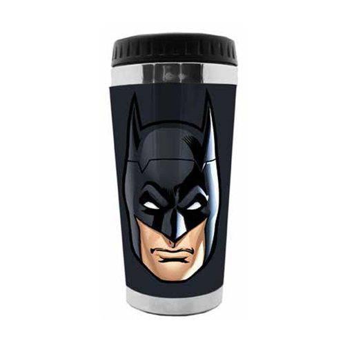 Copo Termico Liga da Justiça Batman 500ML URBAN 40705