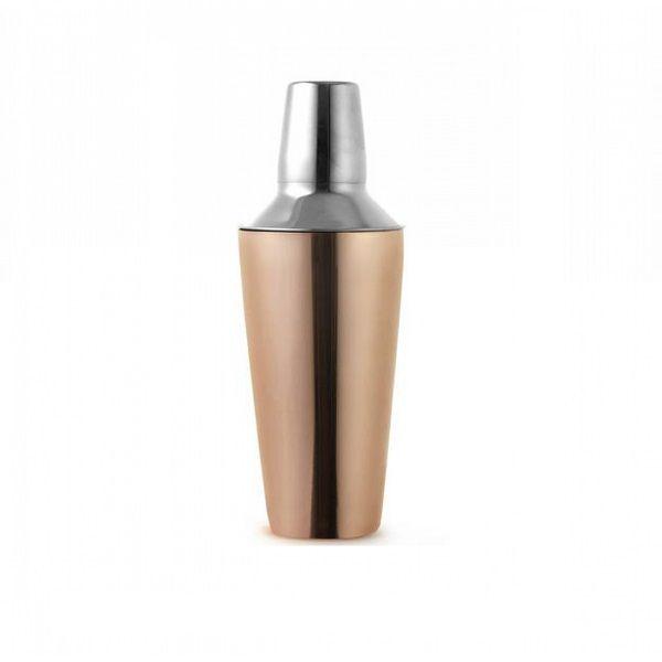 Coqueteleira 500ML INOX Bronze Mimo STYLE AN810BZ 6255