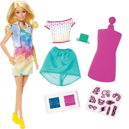 Barbie Criacoes com Carimbos Mattel FRP05