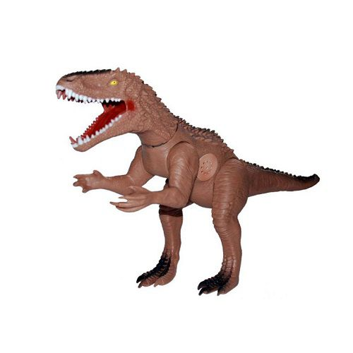 Dinossauro Furious Marrom Adijomar 842
