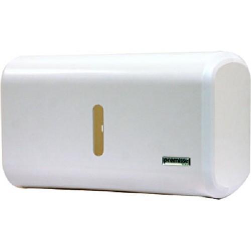 Dispenser Papel Toalha Interfolha 2/3 Dobras Compacto Premisse C19820