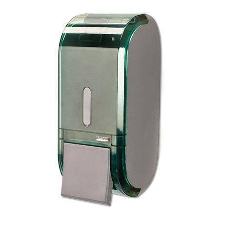 Dispenser Saboneteira Liquido URBAN Compacta Verde Premisse C19303