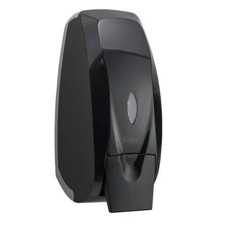 Dispenser Saboneteira Sabonete Liquido Velox Preto Premisse C19434