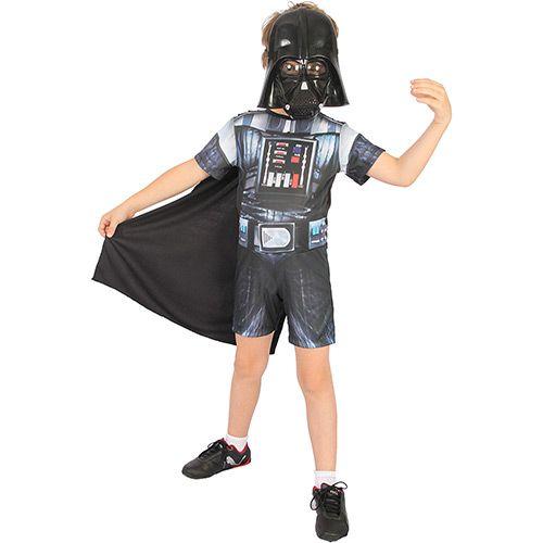 Fantasia DARTH Vader Curta P Rubies 1116 3
