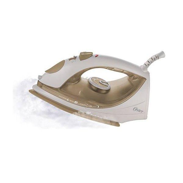 Ferro de Passar OSTER GCSTBS5907 127V Base ANT Branco Dourado