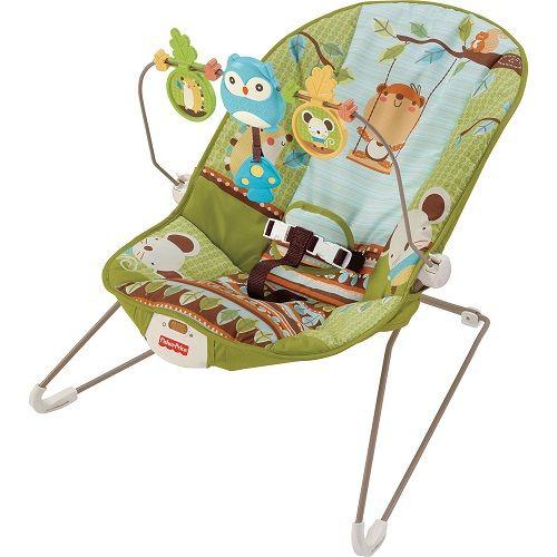 FISHER-PRICE Cadeira Diversao NO Bosque Mattel X7037
