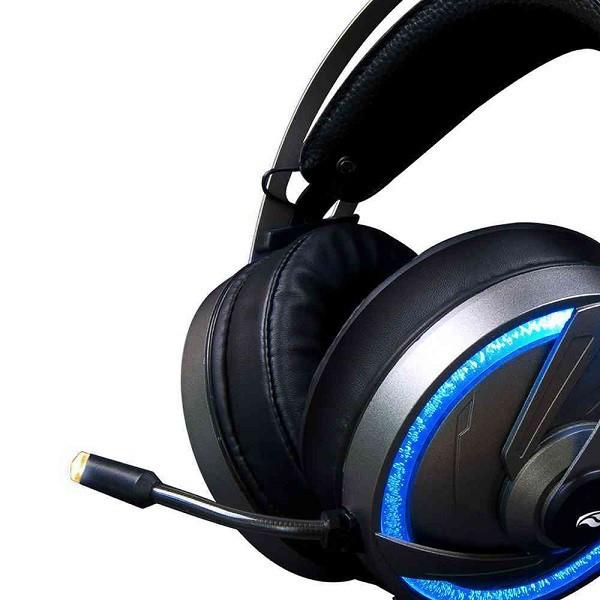 Fone de Ouvido com Microfone C3 TECH Gamer Goshawk Preto PH-G300SI