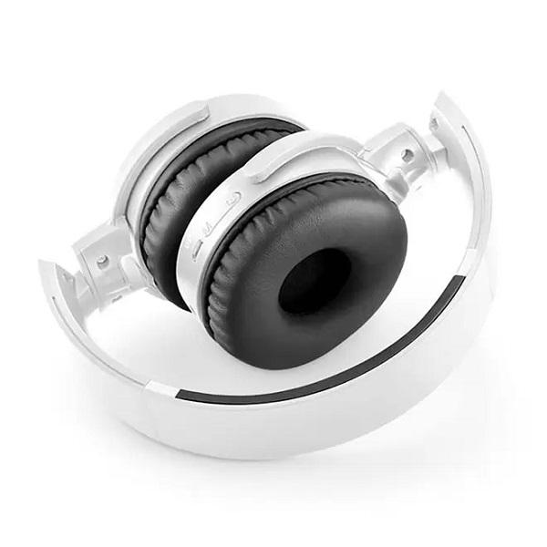Fone de Ouvido Headphone Premium Bluetooth SD/AUX/FM Branco Multilaser PH265