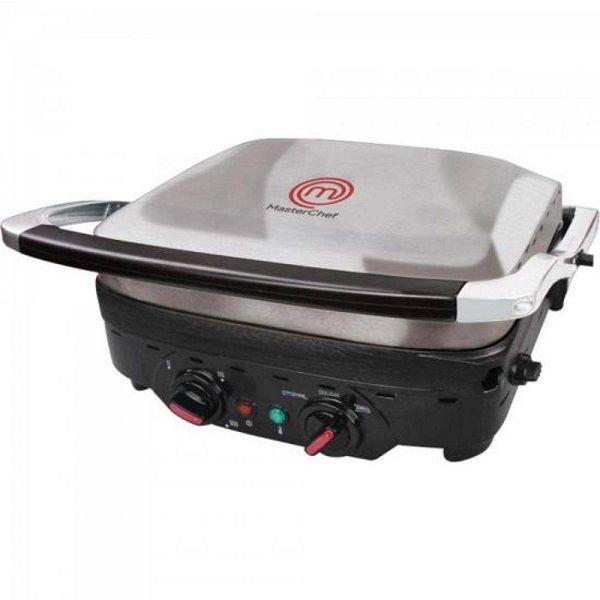 Grill Sanduicheira Premium GR1001I/01 INOX Masterchef