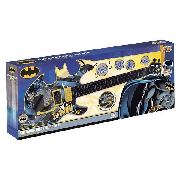 Guitarra Infantil Batman FUN F0004-2