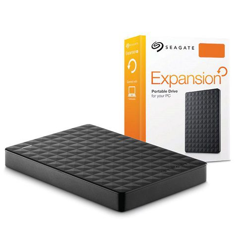 HD Externo 4.0 TB Seagate 2,5 Portatil 2ALAPX-570 STEA4000400 Expansion USB 3.0