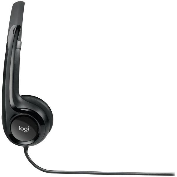 Headset Logitech H390 USB - 981-000014