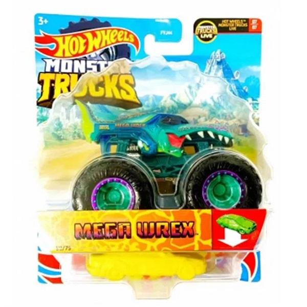 Hot Wheels Monster TRUCKS Mega WREX Mattel FYJ44