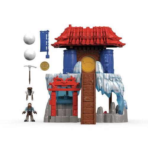 Imaginext Templo Yeti Mattel FFR76