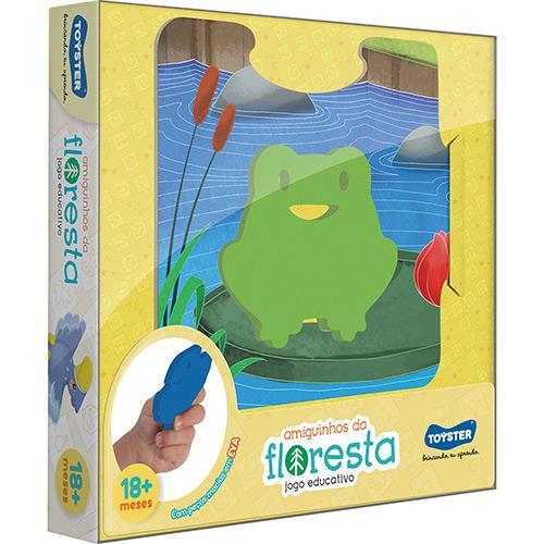 Jogo Amiguinhos da Floresta Toyster 2234