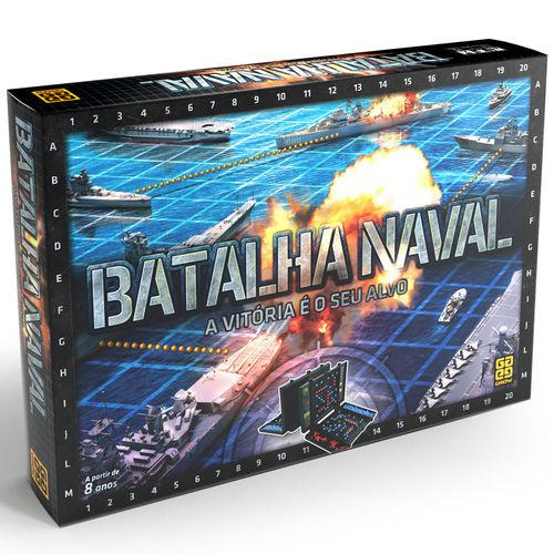 Jogo Batalha Naval GROW 01853-
