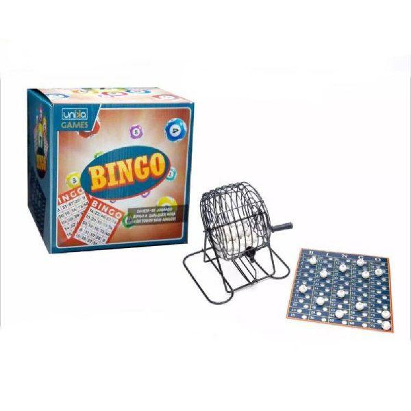 Jogo Bingo Unika Games 909