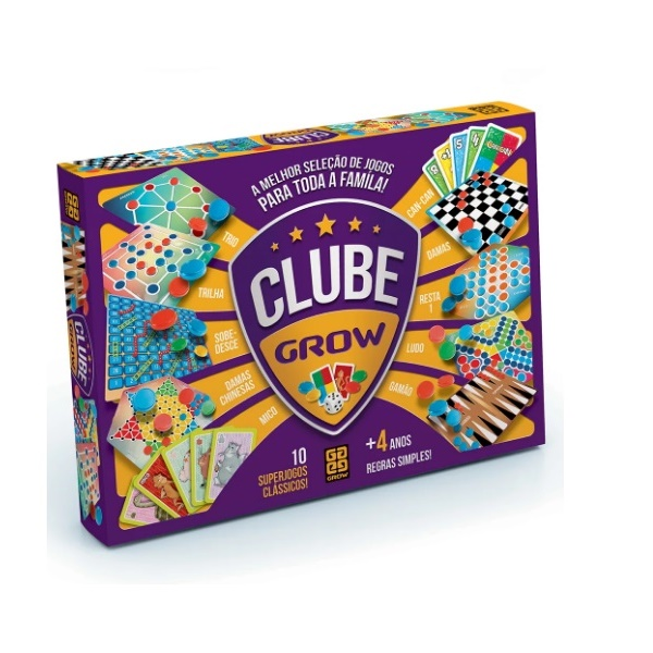 Jogo Clube GROW 2399