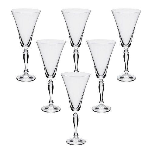 Conjunto de Taças para Vinho Tinto 230ML Victoria 6PÇS Bohemia 56670